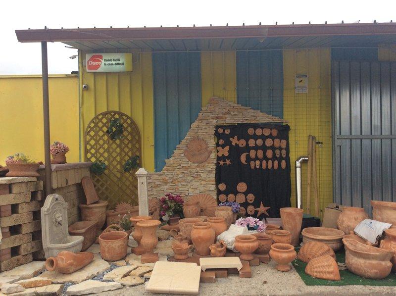 vasi per giardini e arredo