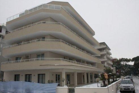 manutenzione facciate alberghi, grandi strutture