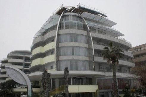 costruzione alberghi di pregio