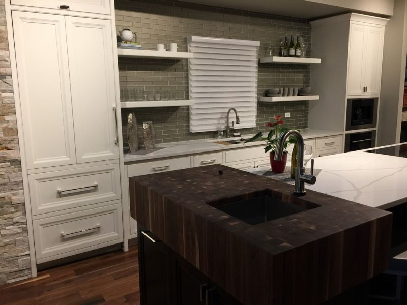 Kitchen Bath Remodel Arlington Heights Cabinets Plus