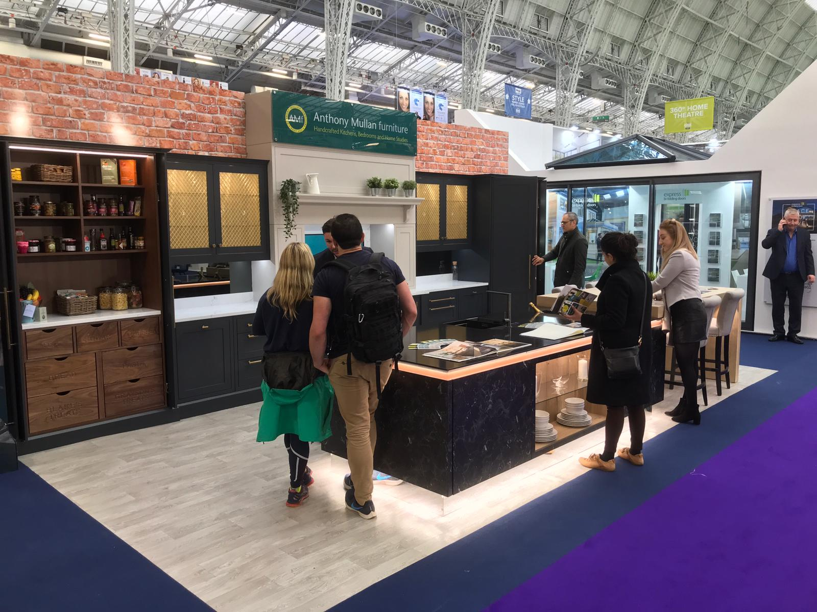Exhibition Stand Fitter Jobs London : The ideal home show 2019 begins today! see us there!