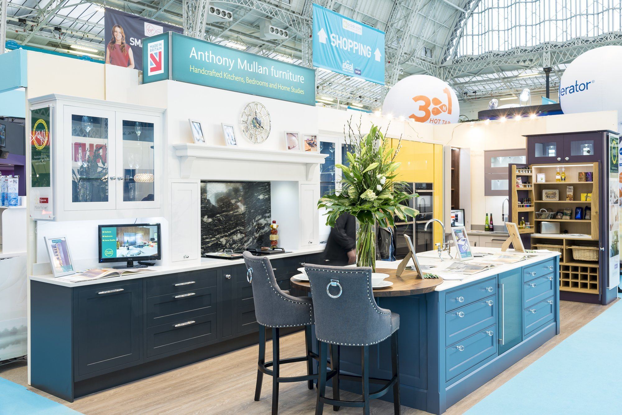 looking back at the ideal home show 2016