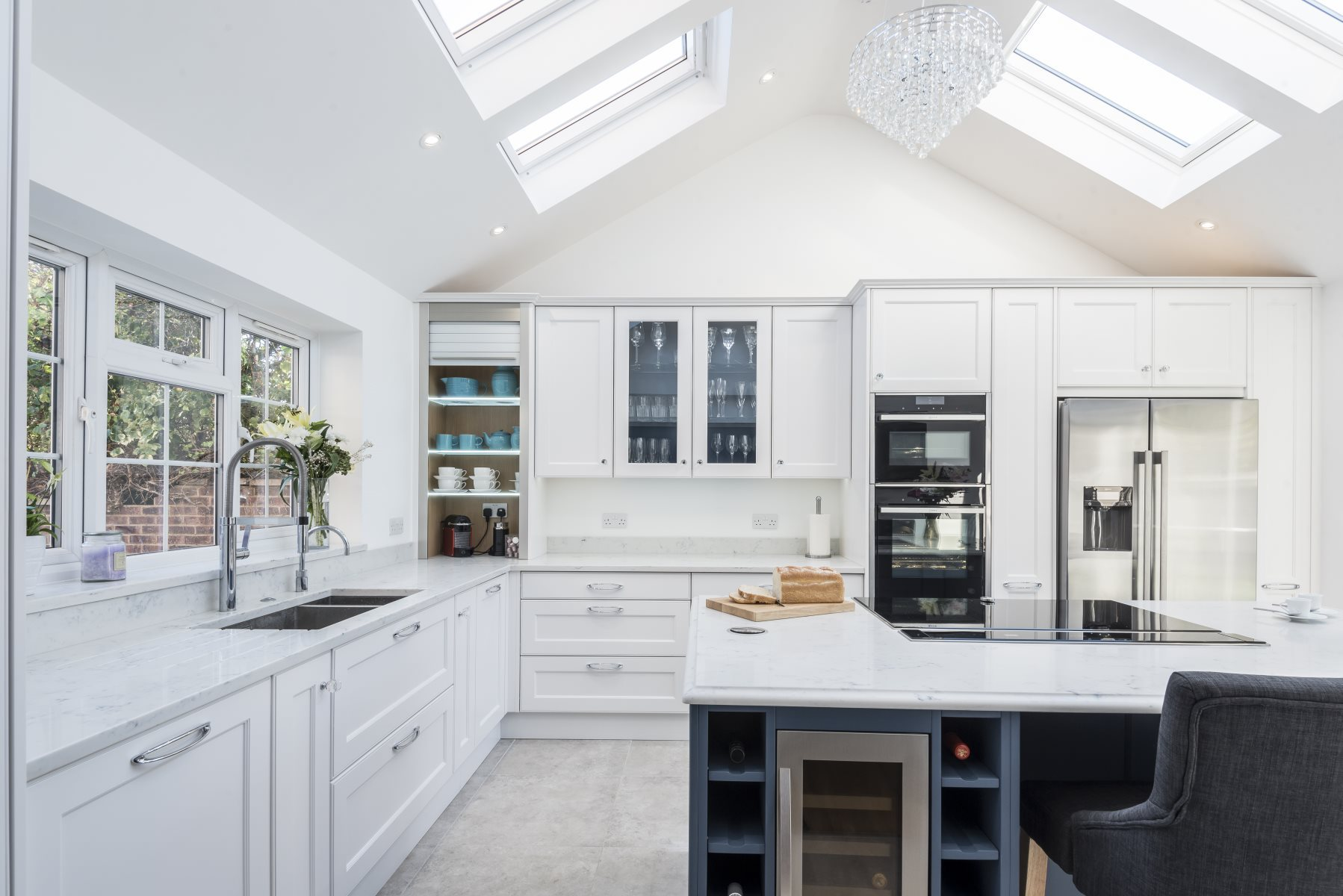 Bespoke Timeless Kitchens In Maidenhead Anthony Mullan