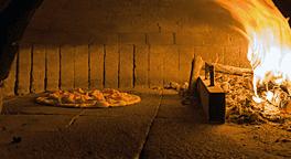 pizzerie con forno a legna