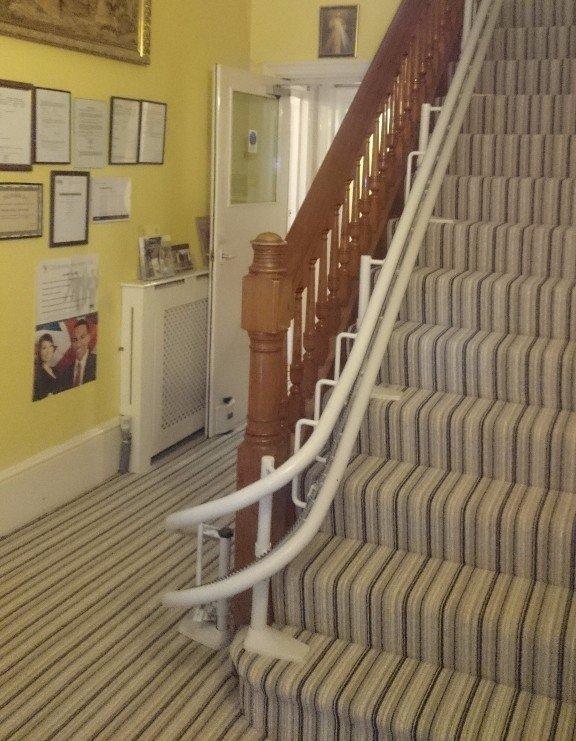 residential care interiors