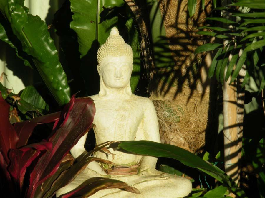 stone Buddah stattue