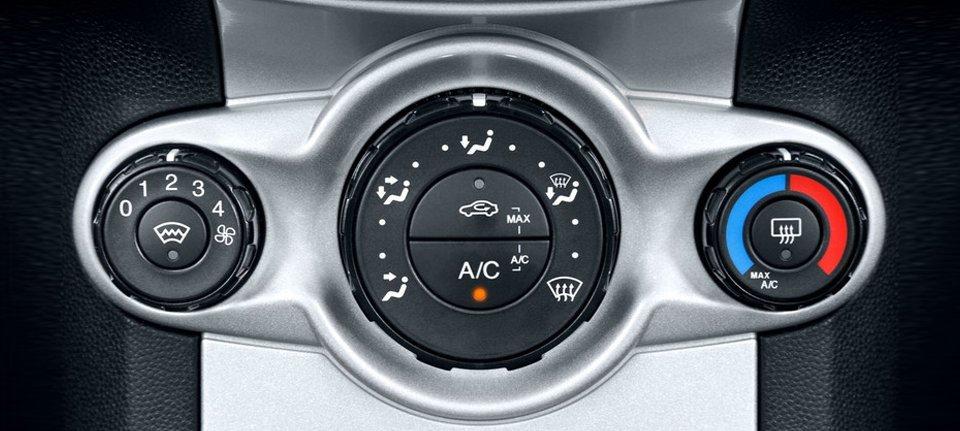 Professional automotive re-gas service