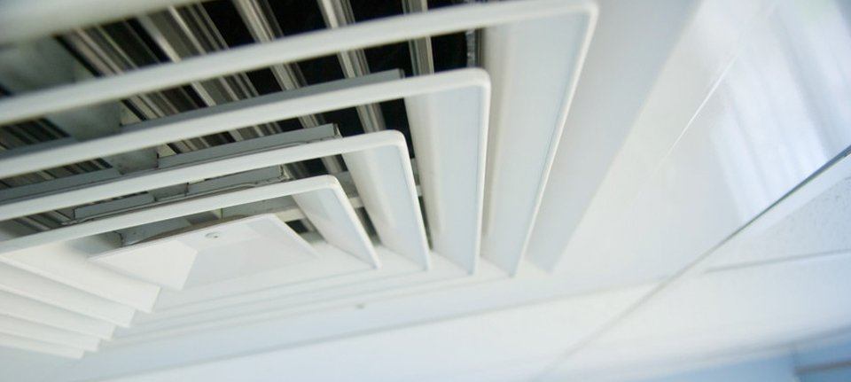 AC ventilation systems
