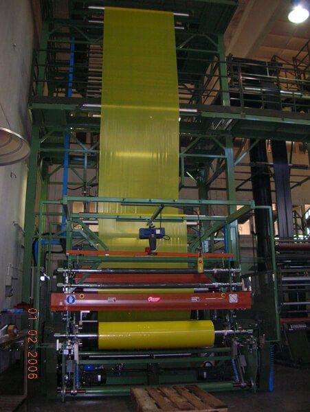 produzione di sacchetti