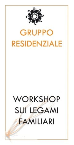 Workshop sui legami familiari