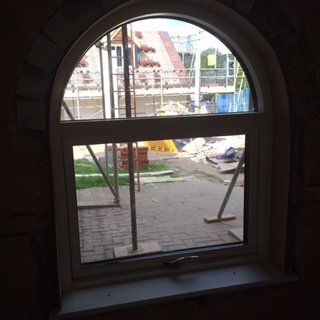 tailor-made window construction