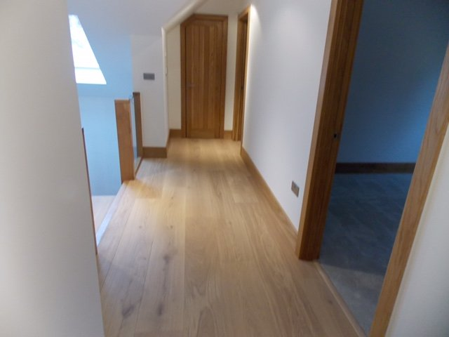 home interior wooden flooring