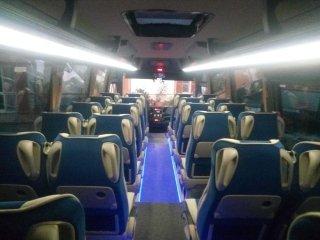 Minibus Iveco 30 posti più autista