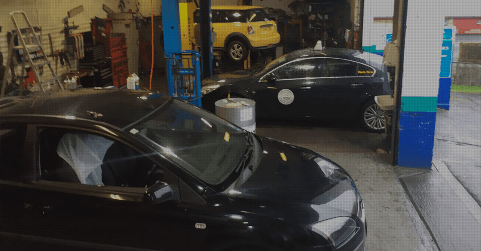 Cars in our garage