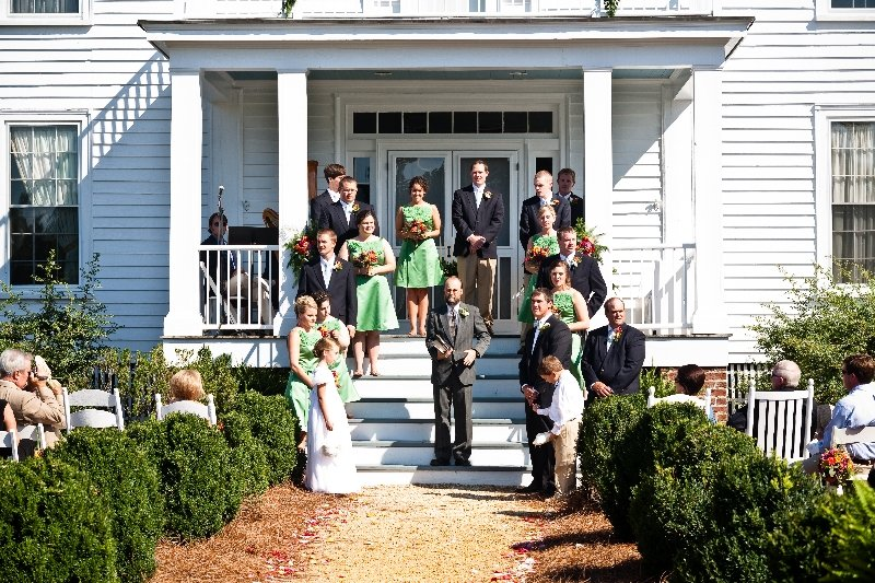 Wedding Venues Greenville, NC