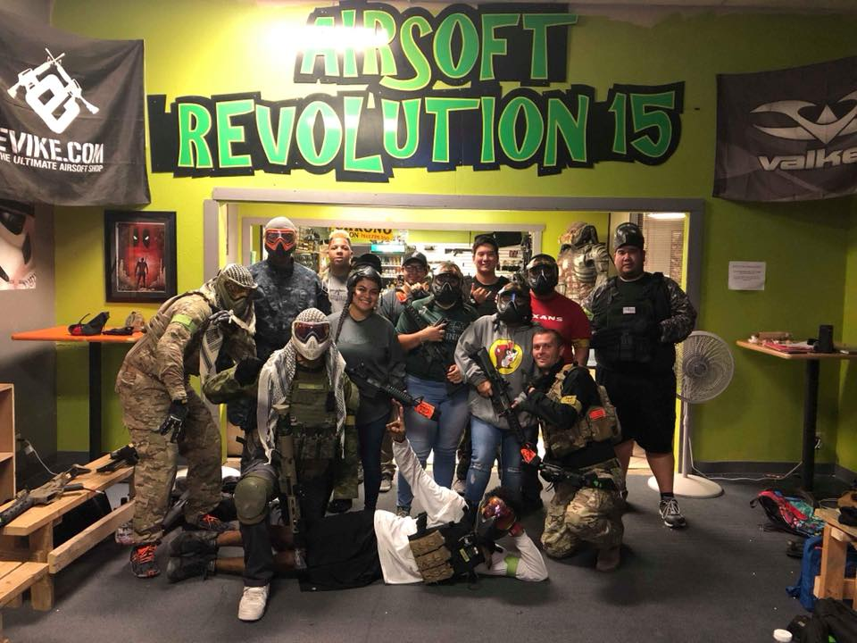 Airsoft Revolution 15 San Antonio Tx Gallery