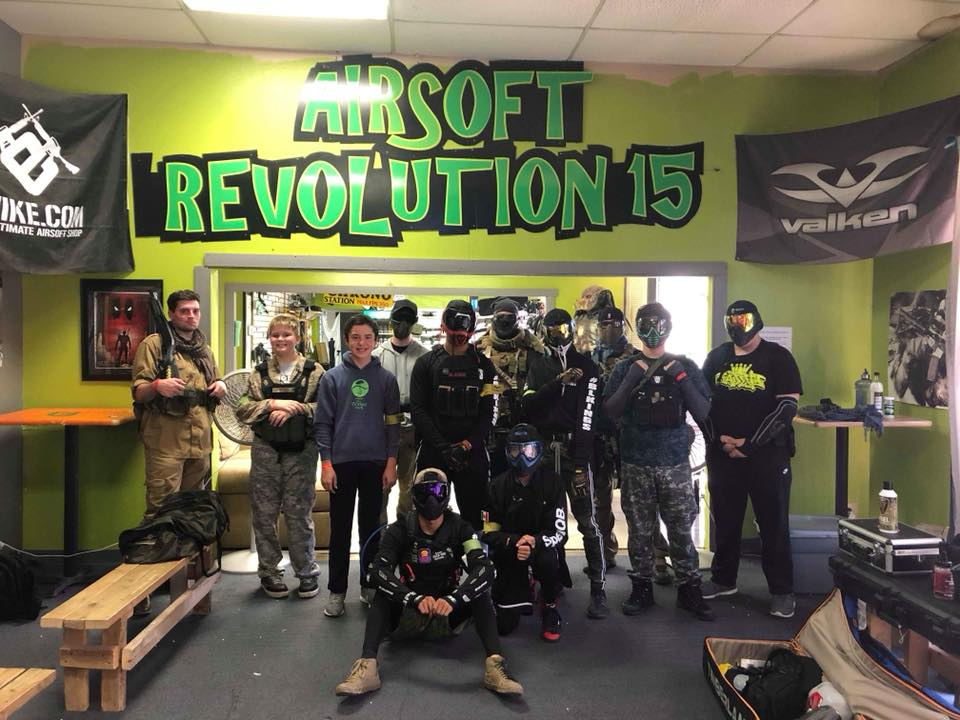 Airsoft Revolution 15 San Antonio Tx Gallery