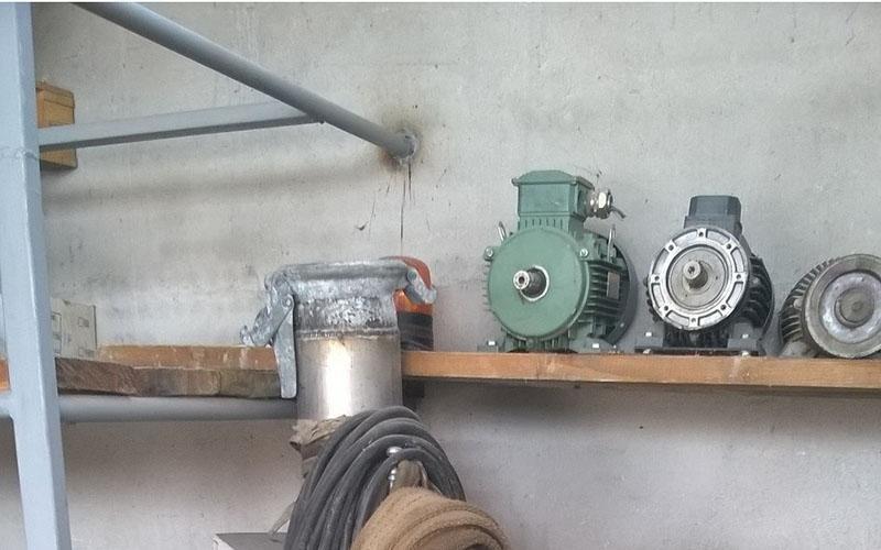 materiale pompe idrovore