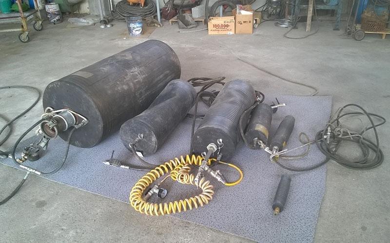 parti meccaniche camion idrosud