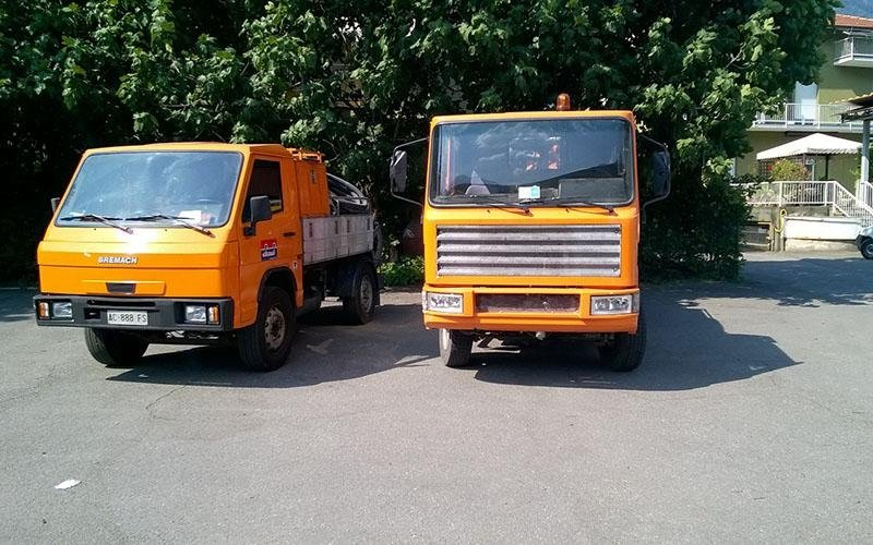 camion impianti
