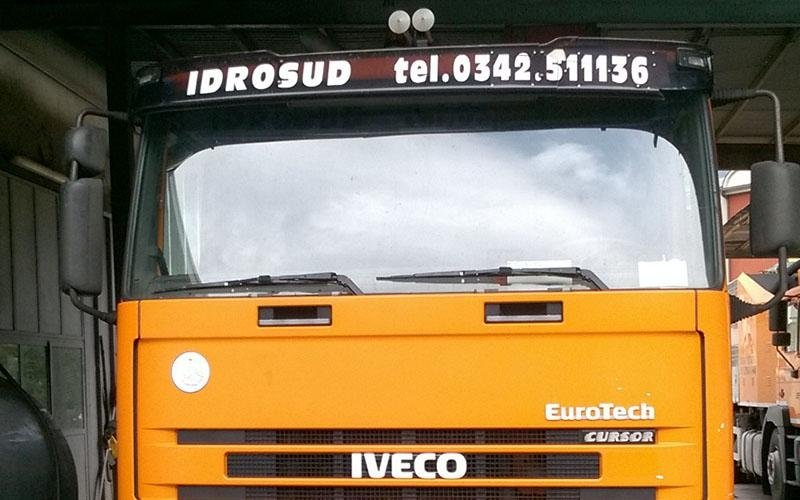 camion idrosud