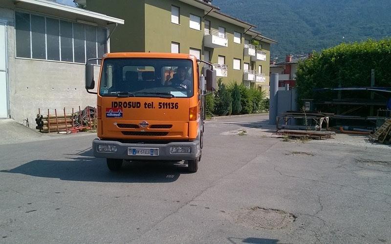 camion spurghi singolo