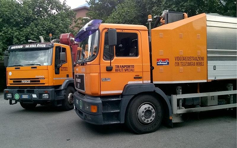 impianti idraulici rifiuti speciali