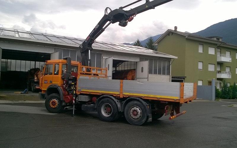 camion argano idrosud