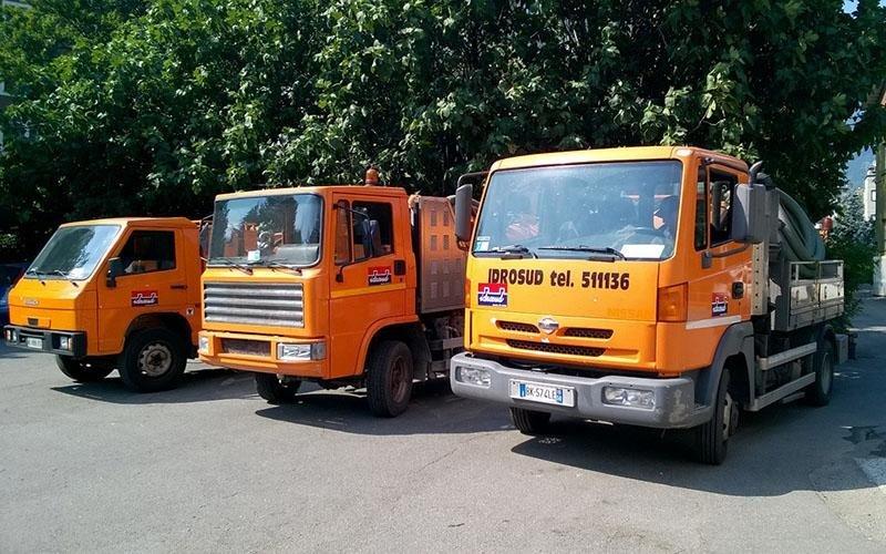 camion spurghi idrosud