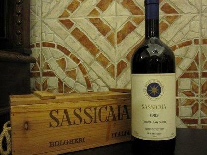 Sassicaia 1985 Mg