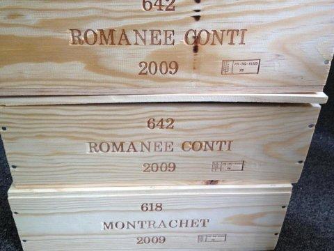 Romanee Conti Borgogna
