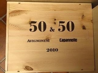 Avignonesi 50 & 50  2011