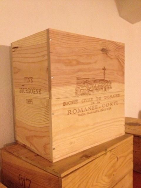 Romanee Conti Fine Bourgogne