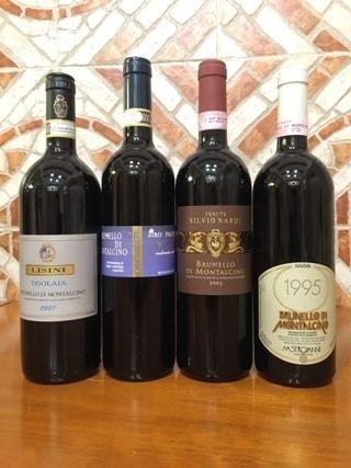 Brunello Lisini, Brunello Silvio Nardi, Brunello Mastrojanni