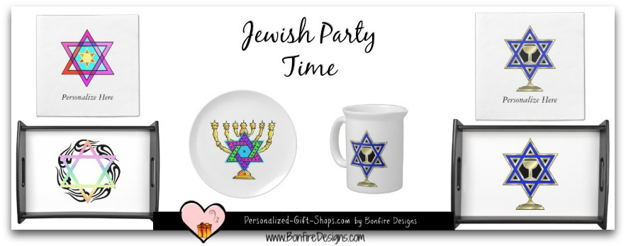 Jewish Party Time Kitchen