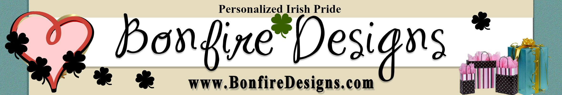 Irish Shirts and Gifts Personalized