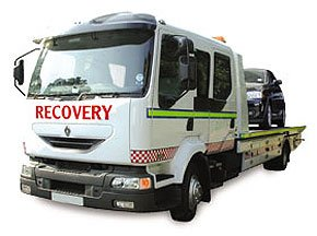 Vehicle servicing - London, England - Motor Tech Services - Recovery Van