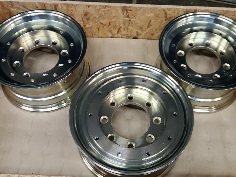 cerchioni in metallo