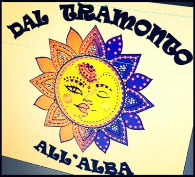 Dal tramonto all`alba Logo