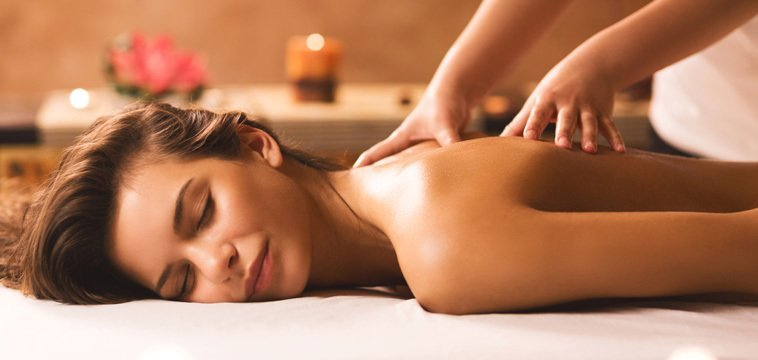 Soothing body massages