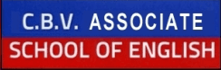 C.B.V. ASSOCIATE SCHOOL OF ENGLISH - LOGO