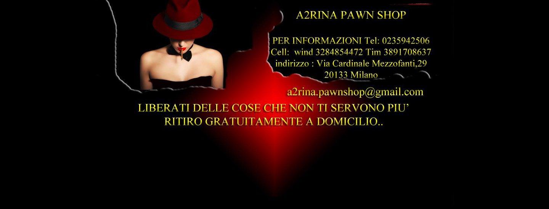 Informazioni di A2Rina Pawn Shop a Milano