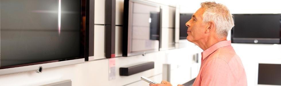 Vendita al dettaglio elettrodomestici