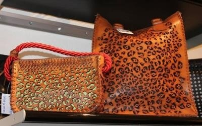 handbags and leather accessories