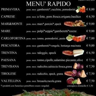 Pizze Speciali da Kecco