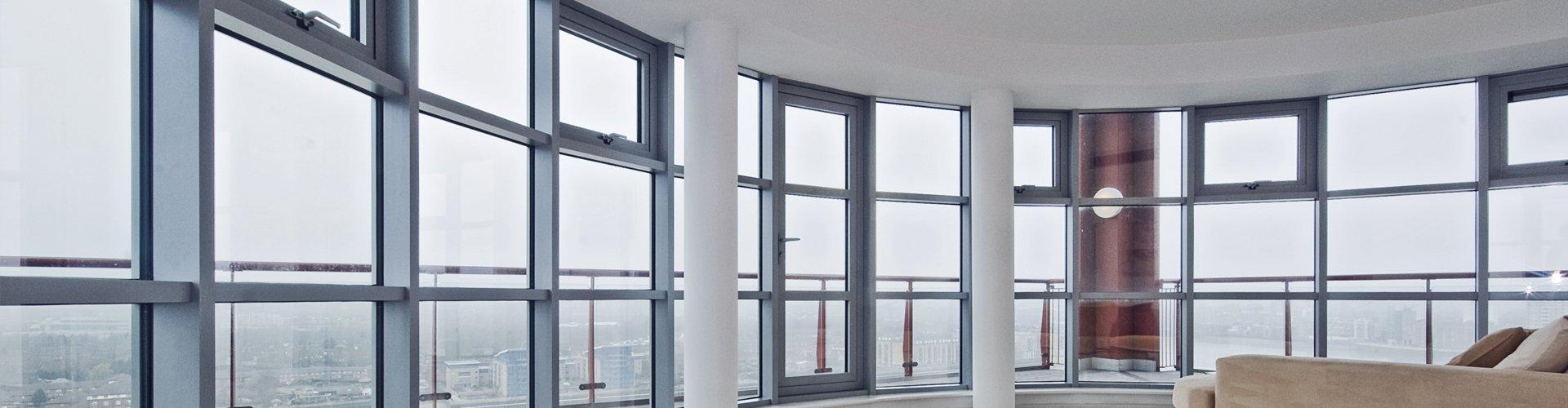 top-quality glazing work
