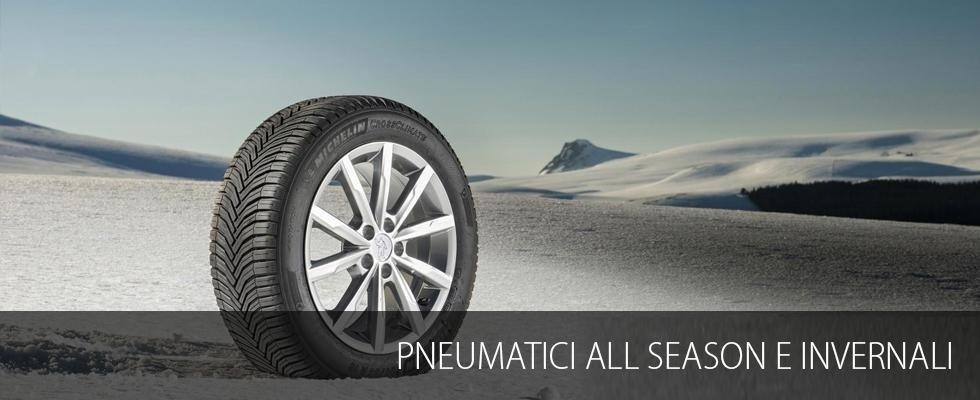 pneumatici all season