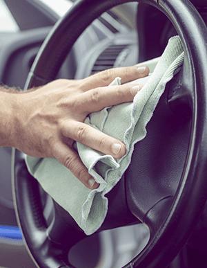 Lavaggio e igienizzazione interni