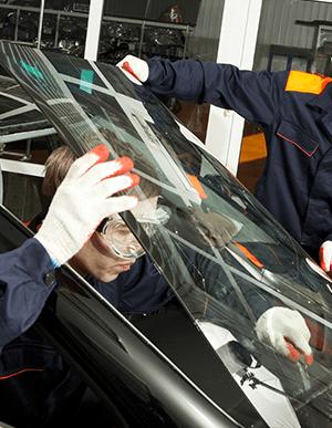 Sostituzione e riparazione cristalli
