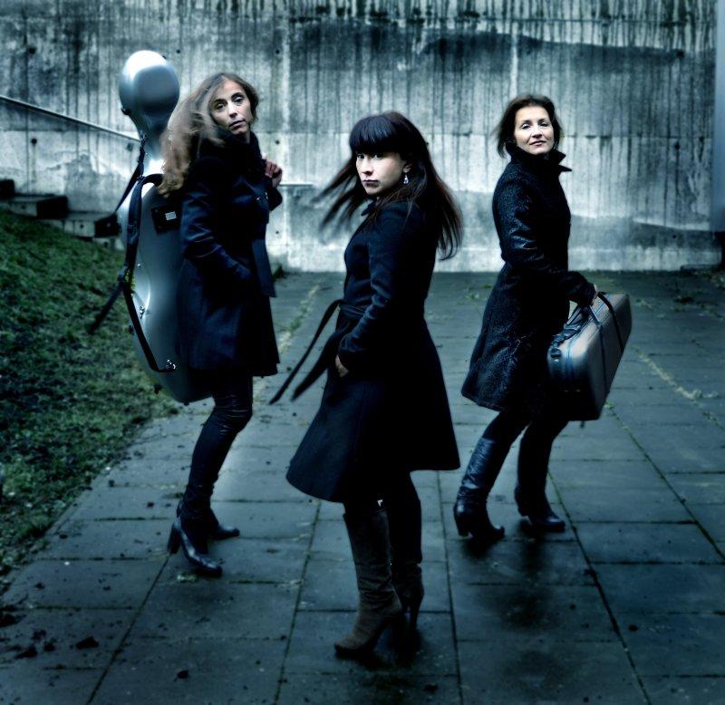 Evrus Piano Trio in der Presse